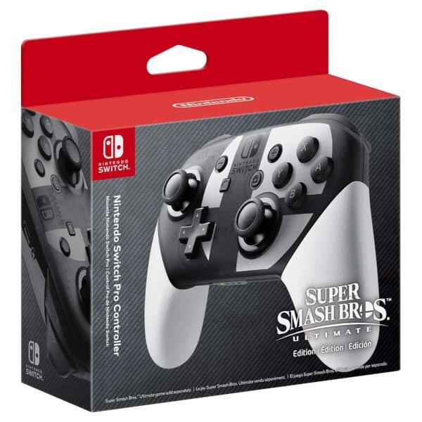 Nintendo Switch Pro Controller Super Smash Bros Edition Review - Jabba Reviews
