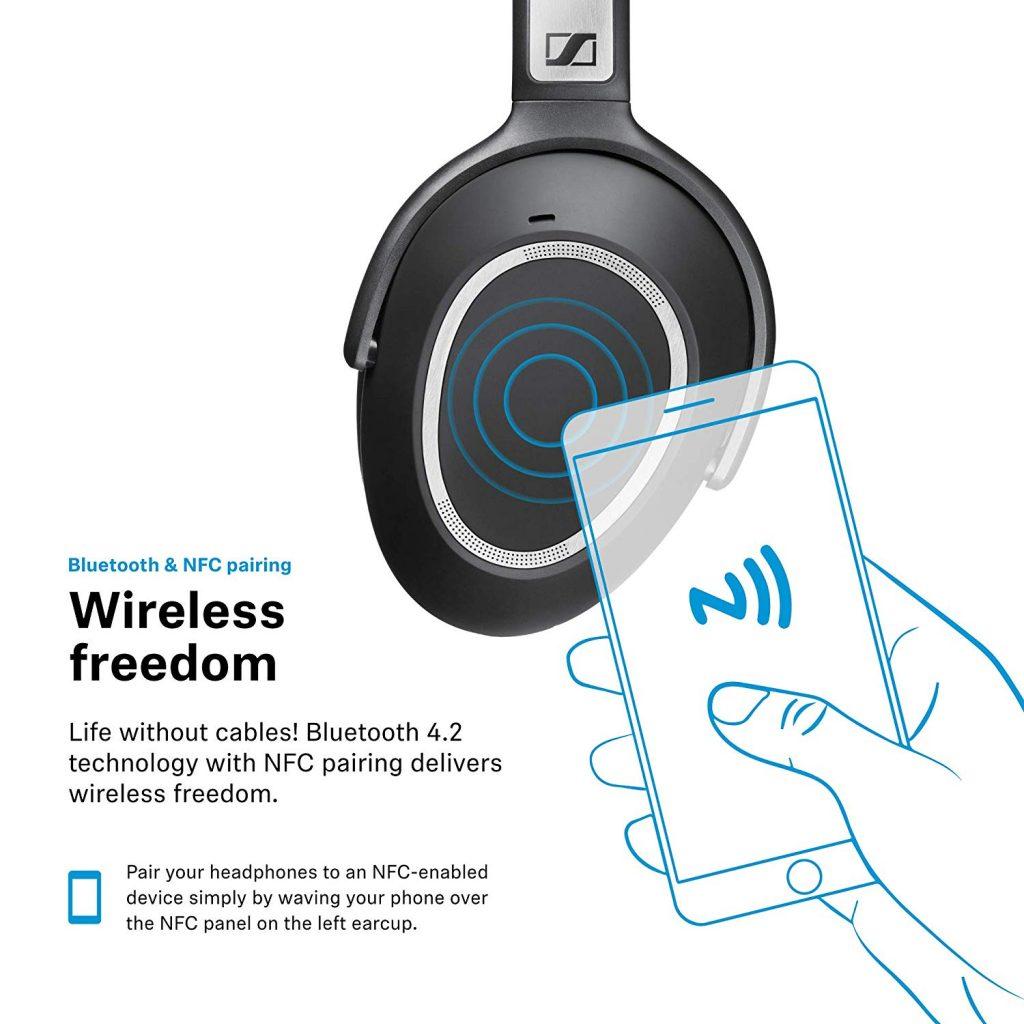 Jabba Reviews  - Sennheiser PXC 550 Headphones Review 3