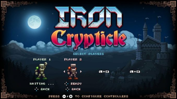 Iron Crypticle Nintendo Switch Review