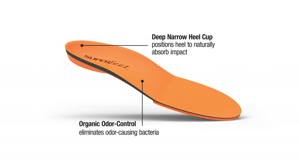 Superfeet Orange and Copper Insoles Review