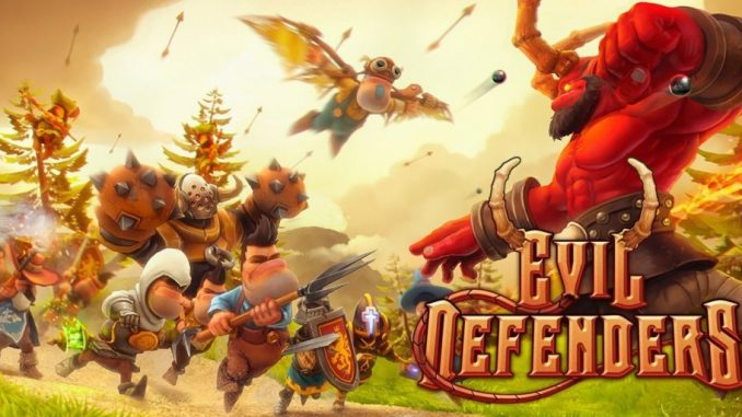Evil Defenders Nintendo Switch Review