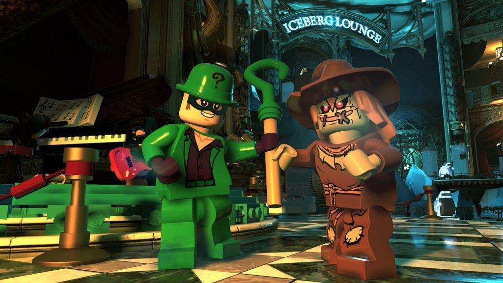LEGO DC Super-Villains Nintendo Switch Review