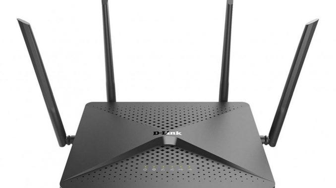 D-Link DIR-882 AC2600 Smart Mesh Wi-Fi Router 40% Off!
