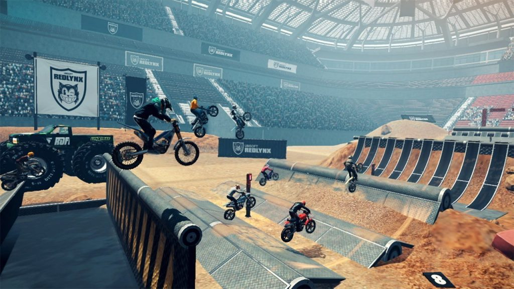 Trials Rising Nintendo Switch Review