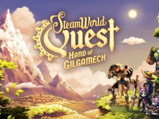 SteamWorld Quest: Hand of Gilgamech Nintendo Switch Review