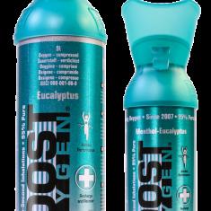 Boost Oxygen Menthol-Eucalyptus Review