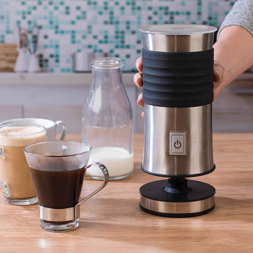 Salter EK3459 Milk Frother and Heater Review