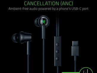 Razer Hammerhead USB-C ANC In-Ear Headset