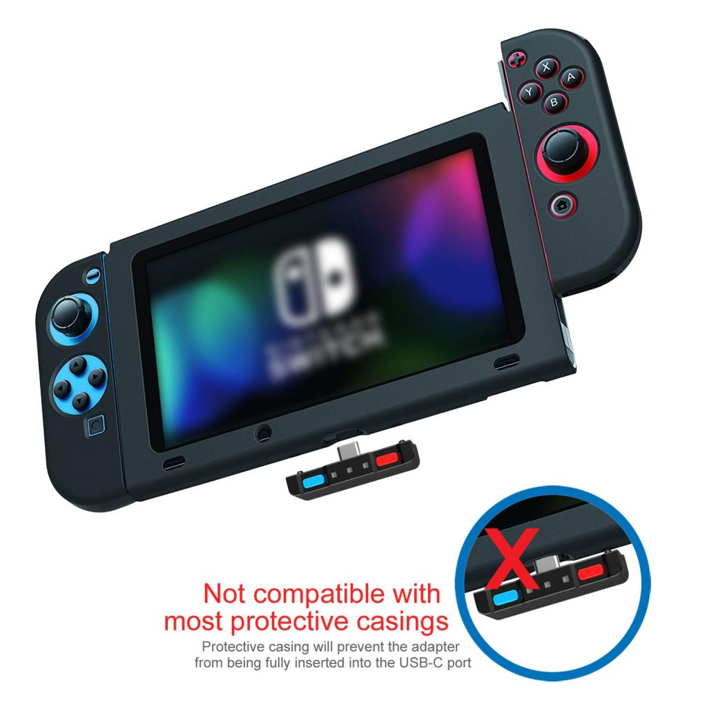 HomeSpot Bluetooth 5.0 Audio Adapter Nintendo Switch Review