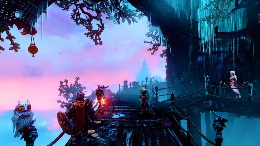 Trine 3: The Artifacts of Power Nintendo Switch Review