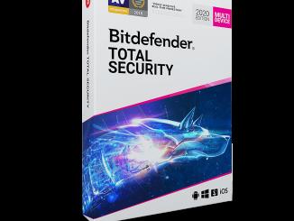 Bitdefender Total Security 2020 Overview
