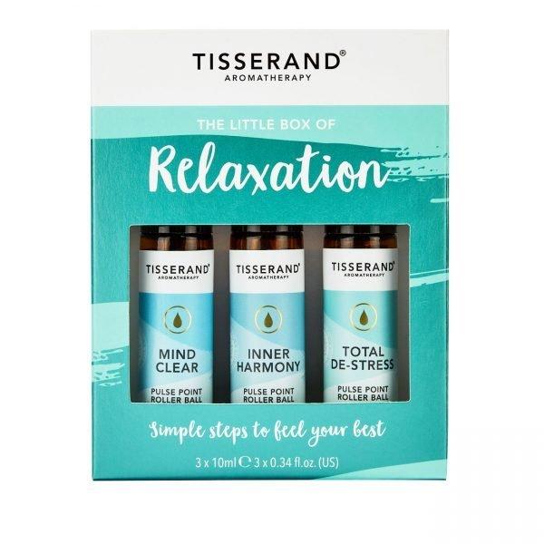 Tisserand Aromatherapy Little Box of Relaxation