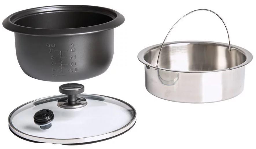 Wilko 5L Multi Cooker