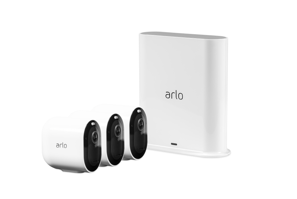 Arlo Introduces Next-Generation Pro Series With The All-New Pro 3 Security Camera System