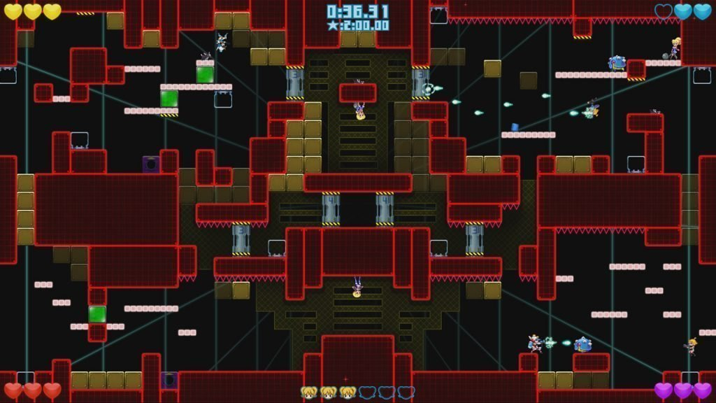 Mighty Switch Force! Collection Nintendo Switch Review
